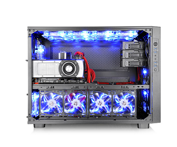 post 99925 0 58843400 1455474797 connecting multiple rgb riing 12 fans in x9 case case fan tt Cooling Fan Relay Wiring Diagram at aneh.co