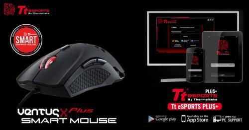 Tt eSPORTS Announces the VENTUS X PLUS SMART Gaming Mouse.jpg