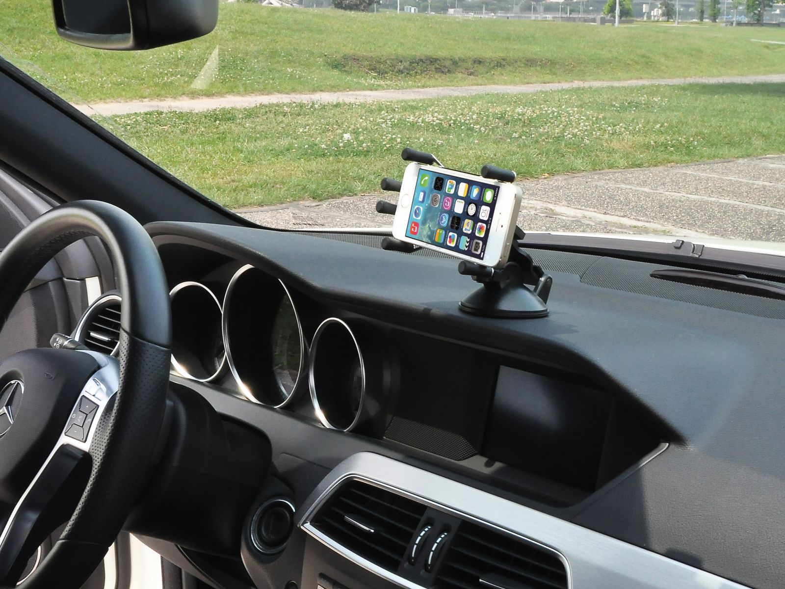 H5-Note Car Mount Holder