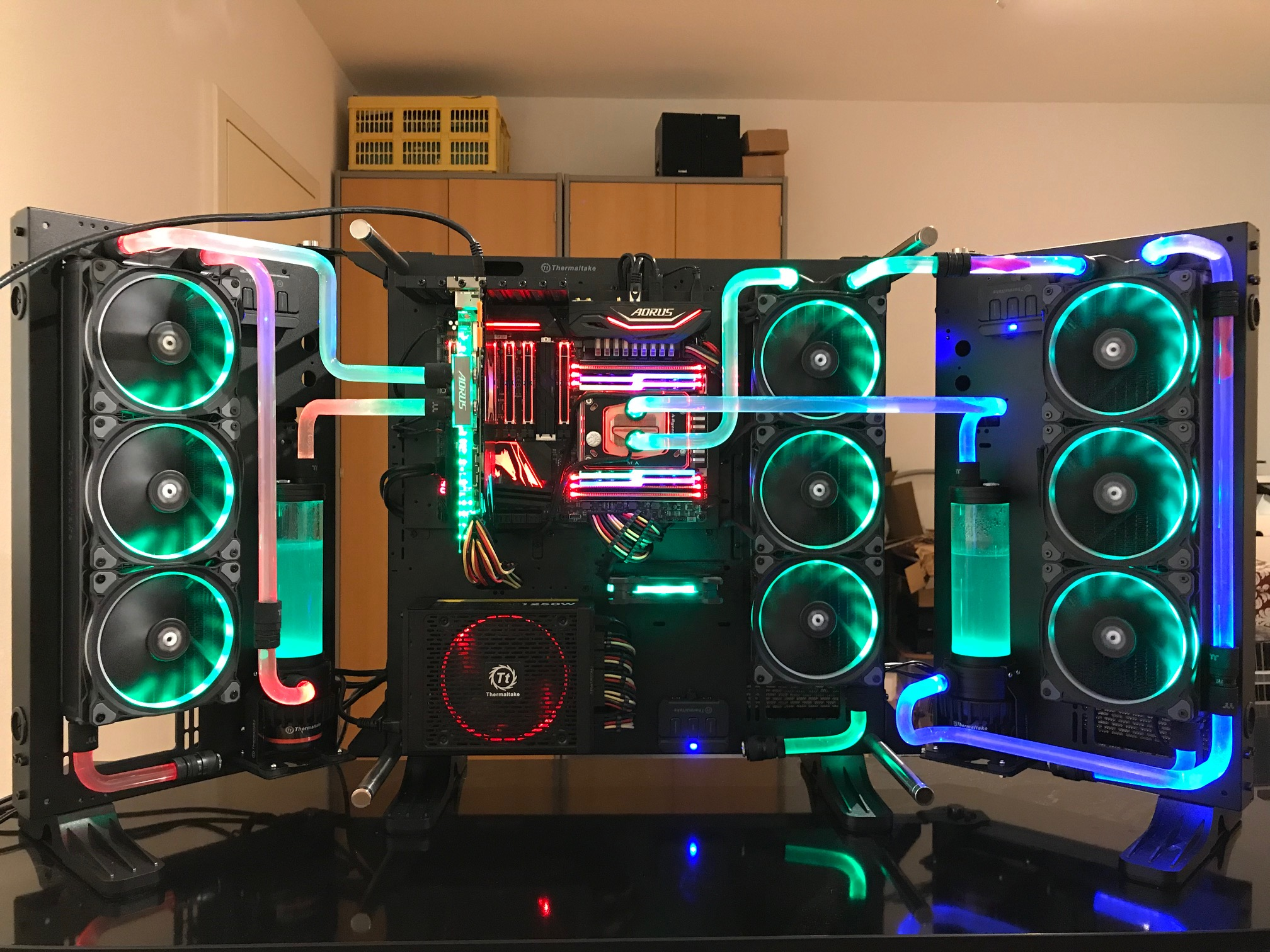 Software cant recognize the new Riing 12 RGB Fan TT Premium Fans
